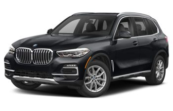 2021 BMW X5 - Arctic Grey Metallic