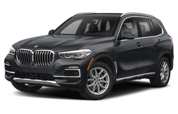 2020 BMW X5 - Arctic Grey Metallic