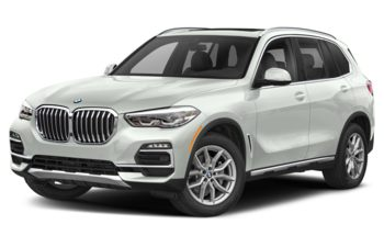 2021 BMW X5 - Alpine White