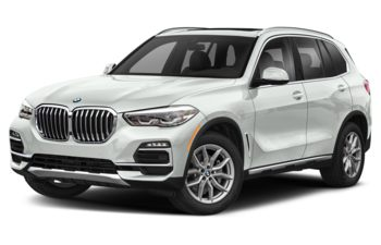 2019 BMW X5 - Alpine White Non-Metallic
