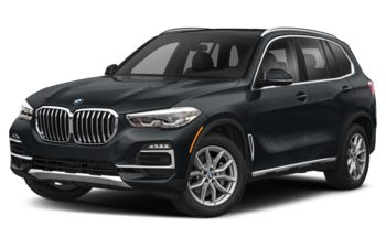 2021 BMW X5 - Carbon Black Metallic
