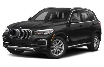 2019 BMW X5 - Black Sapphire Metallic