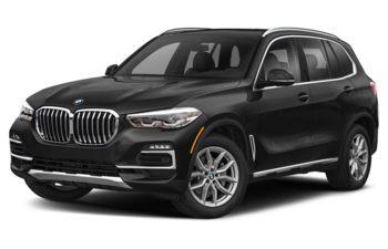 2021 BMW X5 - Jet Black
