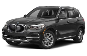 2021 BMW X5 - Dark Graphite Metallic