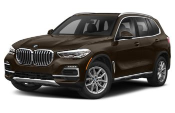 2019 BMW X5 - Terra Brown Metallic