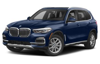 2021 BMW X5 - Phytonic Blue Metallic