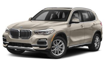 2019 BMW X5 - Sunstone Metallic