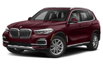 2021 BMW X5 - Ametrine Metallic