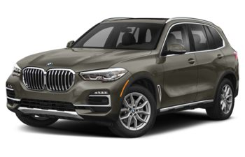 2020 BMW X5 - Manhattan Metallic
