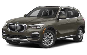 2021 BMW X5 - Manhattan Metallic