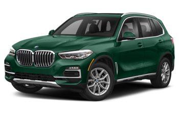 2021 BMW X5 - British Racing Green