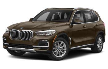 2021 BMW X5 - Brass Metallic