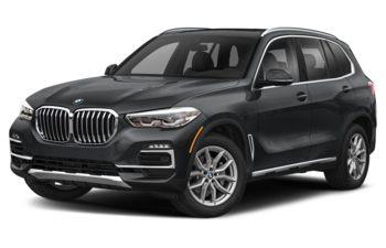 2021 BMW X5 - Frozen Black