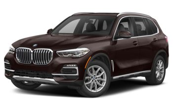 2021 BMW X5 - Sparkling Brown Metallic