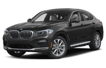 2021 BMW X4 - Dark Graphite Metallic