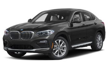 2020 BMW X4 - Dark Graphite Metallic