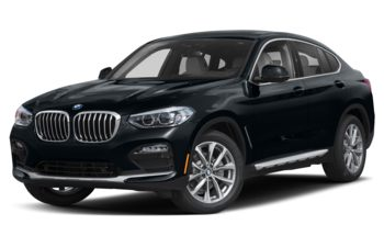 2020 BMW X4 - Carbon Black Metallic