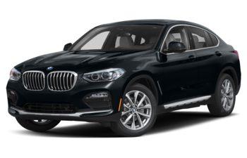 2020 BMW X4 - Carbon Black Metallic