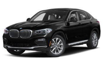 2020 BMW X4 - Jet Black