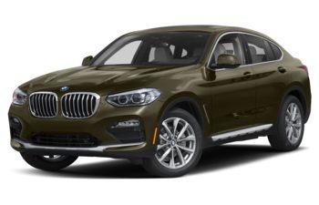 2020 BMW X4 - Sparkling Storm Metallic