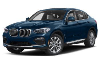 2020 BMW X4 - Phytonic Blue Metallic