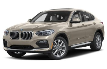 2021 BMW X4 - Sunstone Metallic