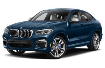 2019 BMW X4 - Phytonic Blue Metallic