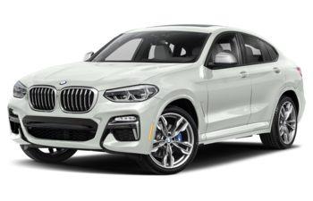 2019 BMW X4 - Alpine White Non-Metallic