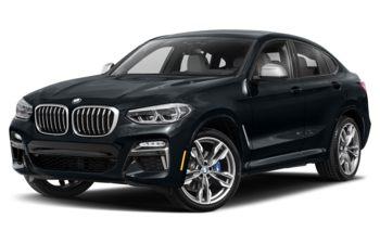 2019 BMW X4 - Carbon Black Metallic
