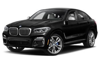 2019 BMW X4 - Black Sapphire Metallic