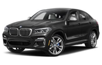 2019 BMW X4 - Dark Graphite Metallic