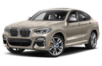 2019 BMW X4 - Sunstone Metallic
