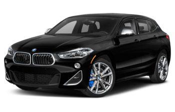 2020 BMW X2 - Black Sapphire Metallic