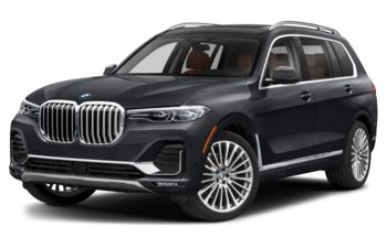 2021 BMW X7 - Arctic Grey Metallic