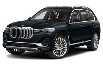 2020 BMW X7 - Carbon Black Metallic