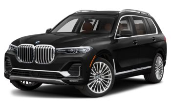 2019 BMW X7 - Mineral White Metallic
