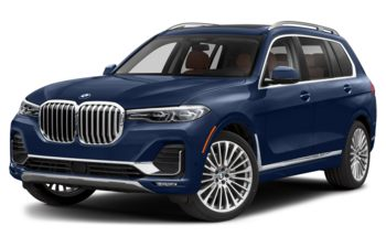 2020 BMW X7 - Phytonic Blue Metallic