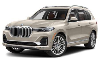2019 BMW X7 - Sunstone Metallic
