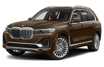 2020 BMW X7 - Dark Graphite Metallic