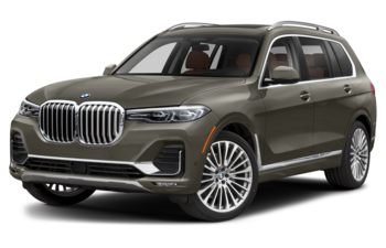 2021 BMW X7 - Manhattan Metallic