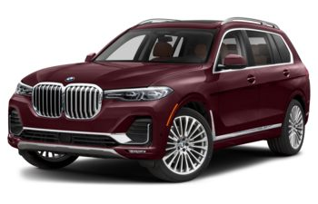 2020 BMW X7 - Tanzanite Blue Metallic