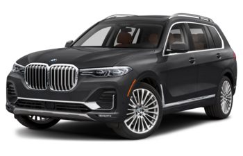 2021 BMW X7 - Frozen Arctic Grey