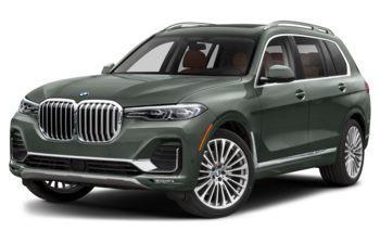 2021 BMW X7 - Dravit Grey Metallic