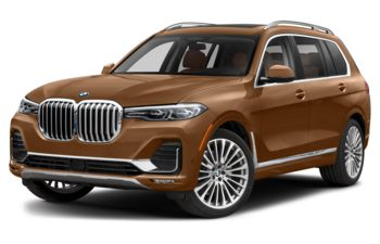 2021 BMW X7 - Zanzibar II