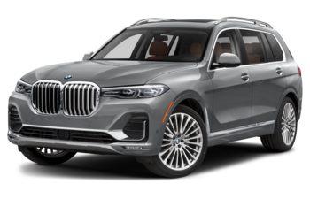 2021 BMW X7 - Gunmetal
