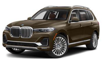 2021 BMW X7 - Brass Metallic