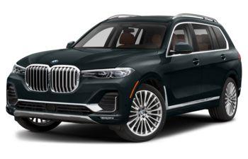 2021 BMW X7 - Petrol Mica