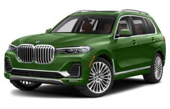 2021 BMW X7 - Verde Ermes