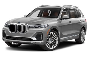 2021 BMW X7 - Grigio Telesto