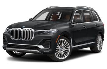 2021 BMW X7 - Frozen Black